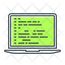 Coding Code Network Icon
