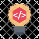 Programming Idea Coding Idea Coding Icon