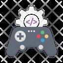 Gaming Development Gaming Coding Coding Icon