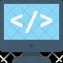 Html Development Coding Icon