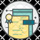 Coding Development Web Icon