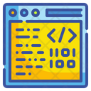 Coding Programming Interfa Icon