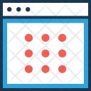 Script Coding Php Icon