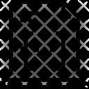 Code Paper Coding Icon
