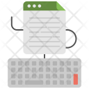 Page Programming Development Icon