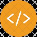 Html Language Coding Icon