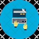 Coding Computer Development Icon
