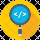 Coding Html Development Icon