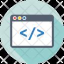 Coding Html Div Icon