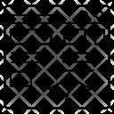 Coding Script Developing Icon