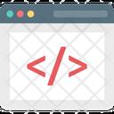 Coding, Icon