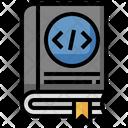 Coding Book Icon