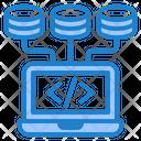 Coding Database Icon