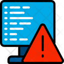 Coding Error Icon