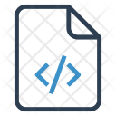 Code Document Documentation Icon