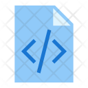 Code File Coding Icon