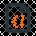 File Code B Icon