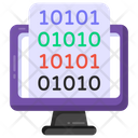 System Development Coding File Online File Icon