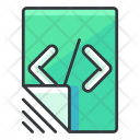 Coding File Document Icon