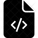 Code File Document Icon