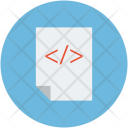 File Coding Html Icon