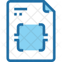Document Paper File Icon