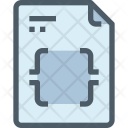 File Coding Development Icon