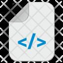 Code Program Html Icon