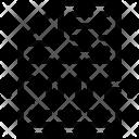 File Document Coding Icon