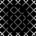Coding File Brackets Icon