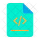 Programming File Program File Coding Icon