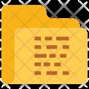 Code Folder Coding Icon