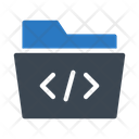 Coding Folder Files Icon