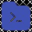 Coding Folder Coding Programming Icon