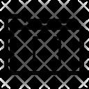 Bracket Folder Data Icon
