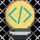 Coding idea Icon