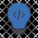 Coding Idea Coding Solution Coding Icon