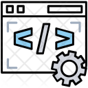 Coding Optimization Icon