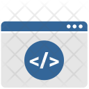 Code Html Php Icon