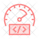 Coding Performance Icon