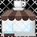Cofee Shop Cafe Coffee Bar Icon
