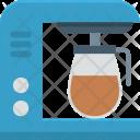 Coffee Brewer Machine Icon
