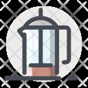 Coffee Coffeepot Kettle Icon