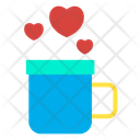 Coffee Date Date Beverages Icon