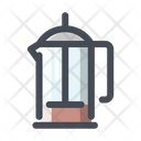 Coffee Coffeepot Kettle Icon
