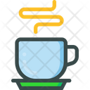 Coffee Cup Morning Icon