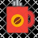 Bean Beverage Cafe Icon