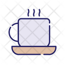Coffee Tea Adventure Icon