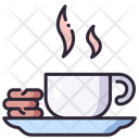 Coffee Coffee Break Cookies Icon