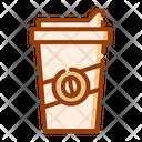 Coffee Coffee Cup Take Away Cup Icon
